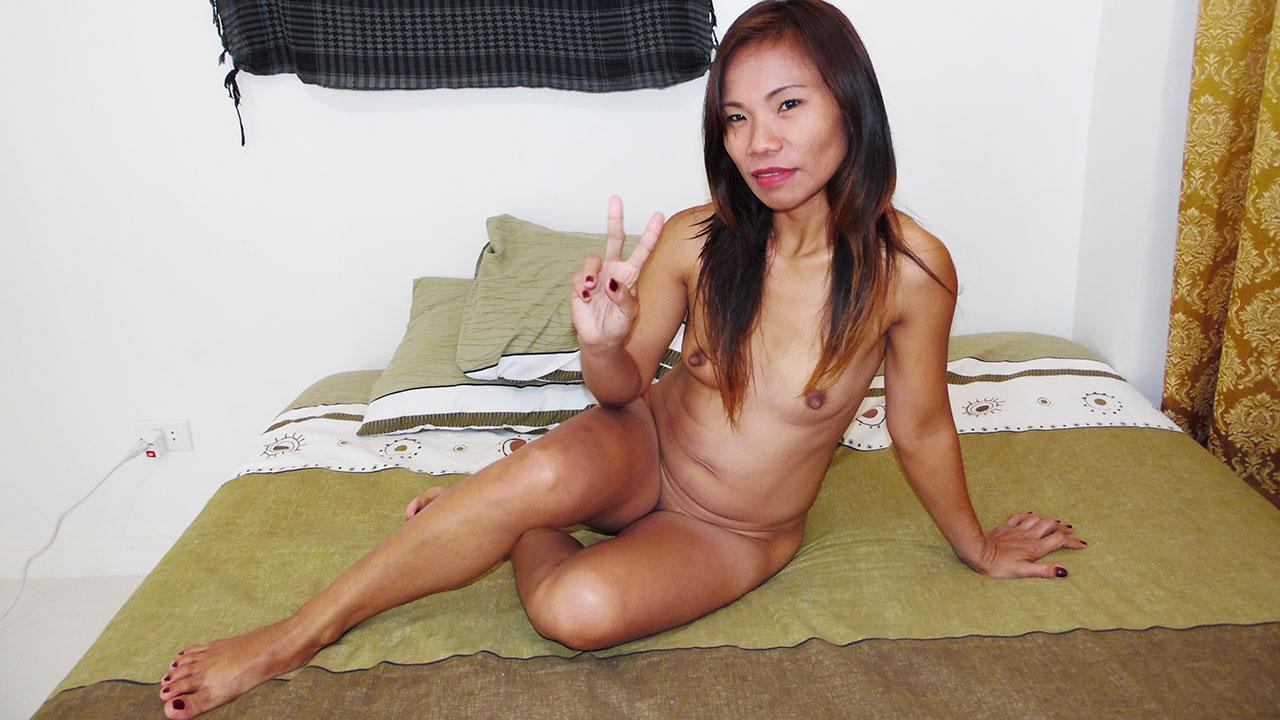 Asian MILF handjob expert with Kung-Fu grip