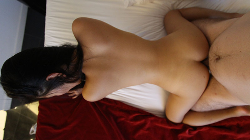 Horny Asian fucking and sucking in porn date video